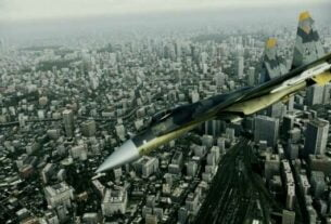 Soar Through Tokyo's Skyline in Ace Combat Assault Horizon