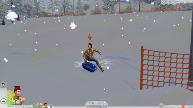 Quick Look: The Sims 4: Snowy Escape