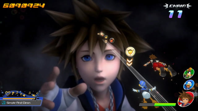 Quick Look: Kingdom Hearts: Melody of Memory