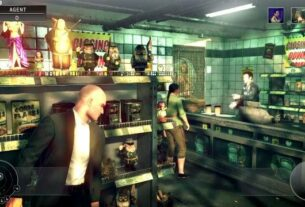 Here's 17 Minutes of Hitman: Absolution Gameplay With Commentary from IO Interactive