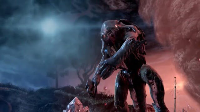 Aliens Invade Call of Duty: Ghosts in Extinction Mode