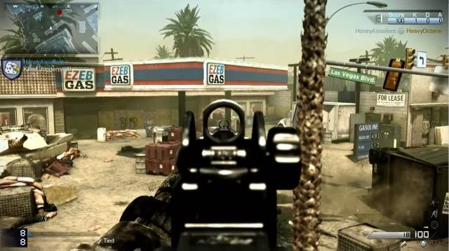 Call of Duty: Ghosts Has Multiplayer