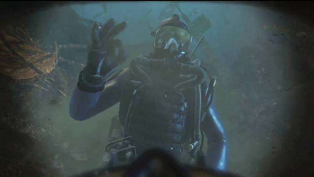 E3 2013: Go For a Relaxing Swim in Call of Duty Ghosts