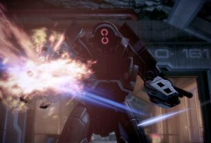 Mass Effect 2 Comes To PlayStation 3
