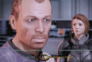 Quick Look: Mass Effect 2 – Overlord DLC