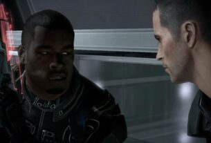 Mass Effect 2: Escaping Project Lazarus
