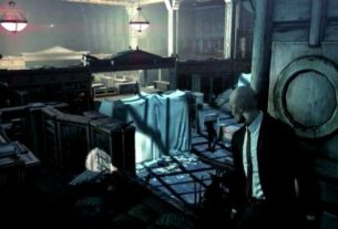 You'll Be Running For Your Life in Hitman: Absolution