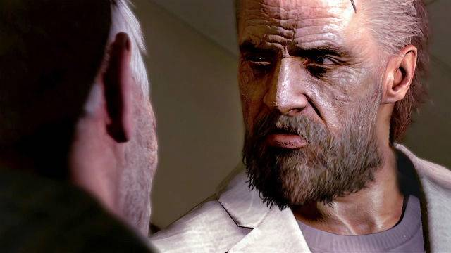 Call of Duty: Black Ops II's Villain Looks Like the Most Interesting Man In the World