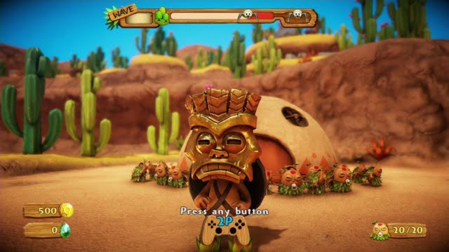 Quick Look: PixelJunk Monsters 2