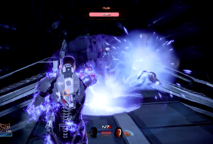 Mass Effect 2's Adept Class In Action