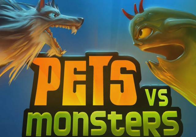Pets Vs. Monsters