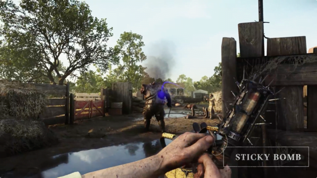 E3 2018: New Weapons and Monsters Are Coming to Hunt: Showdown