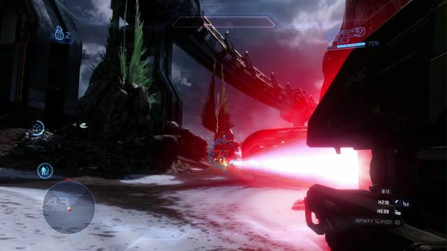 Halo 4 Has Weapons