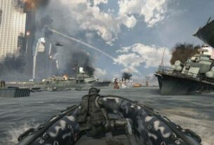 E3 2011: Call of Duty: Modern Warfare 3 Stage Demo