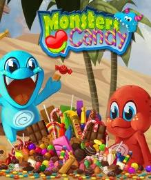 Monsters Love Candy