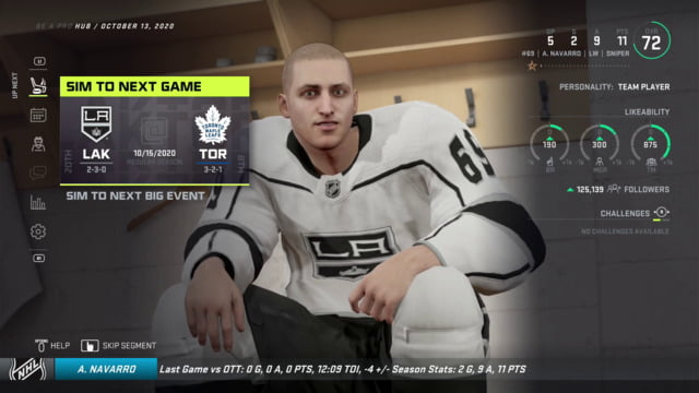 Quick Look: NHL 21