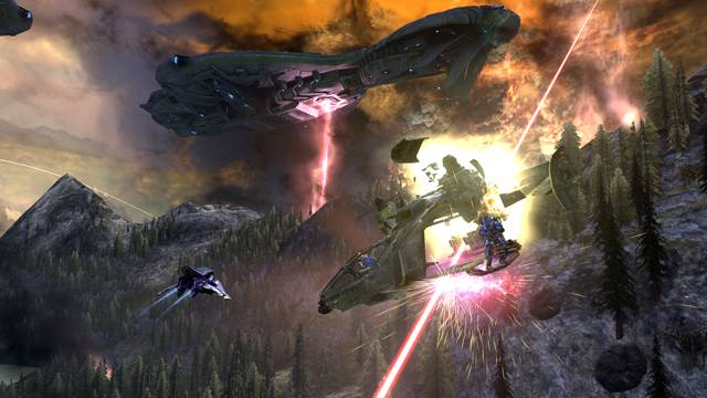 Behind the Scenes of Halo: Reach's Defiant Map Pack