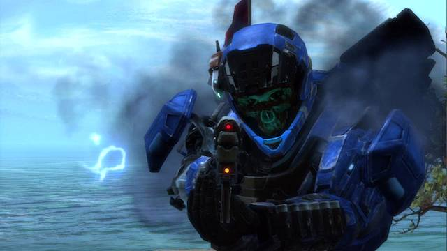 A Glimpse of the Halo: Reach Noble Map Pack