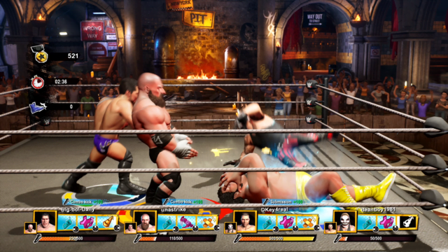 Quick Look: WWE 2K Battlegrounds