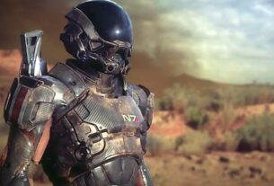 Quick Look: Mass Effect: Andromeda