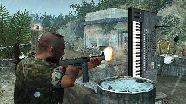 Call of Duty: Vocoders at War