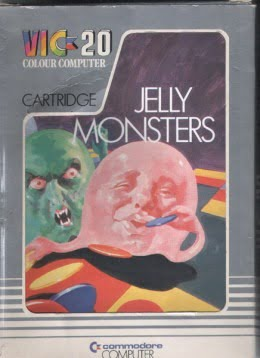 Jelly Monsters