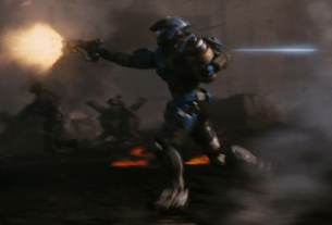 A Battlefield-Level View of Halo: Reach's Combat Zone