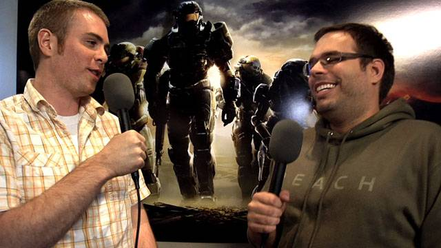 Luke Smith on the Halo: Reach Beta