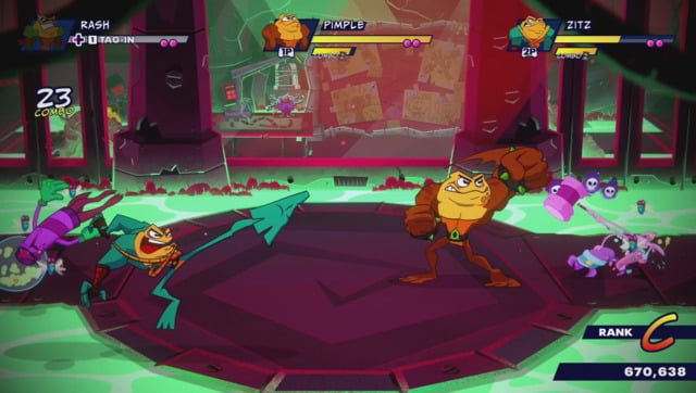 Quick Look: Battletoads
