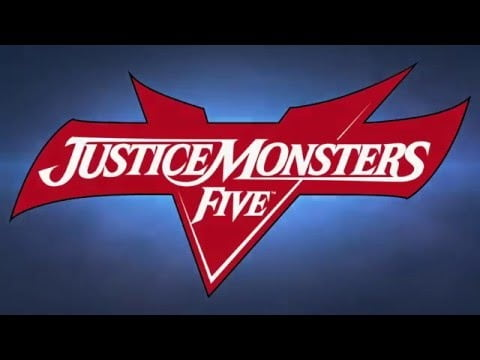 Justice Monsters 5
