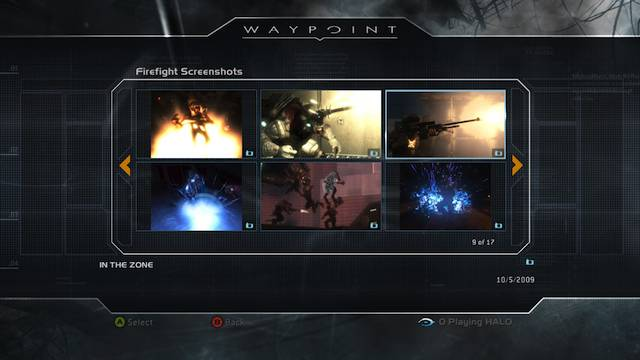 Halo Waypoint: A Guided Walkthrough