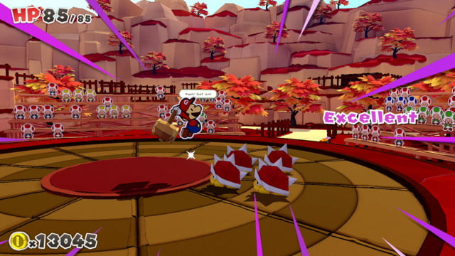 Quick Look: Paper Mario: The Origami King