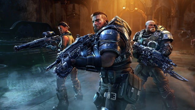 Quick Look: Gears Tactics