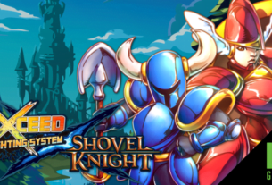 Quick Look: Shovel Knight: EXCEED Card Fighter