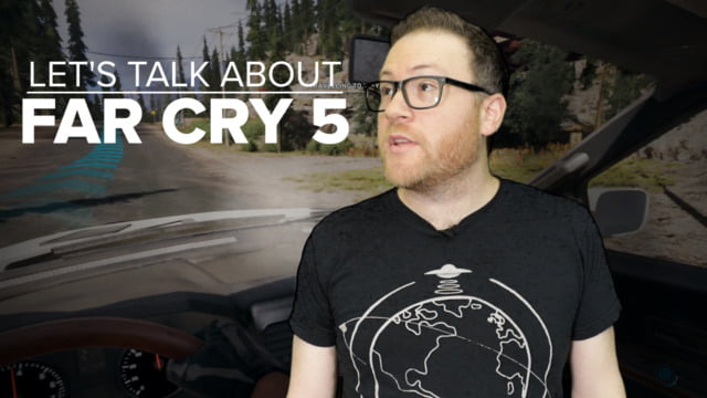 Quick Question with Jeff Bakalar: Ep. 09 – Far Cry 5