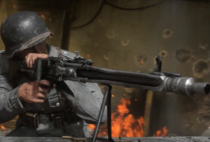 E3 2017: The First Look at Call of Duty WWII Multiplayer