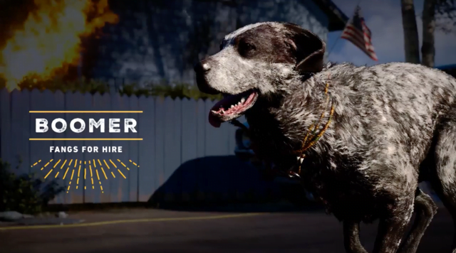 E3 2017: Boomer Is Ready for Far Cry 5 Gameplay