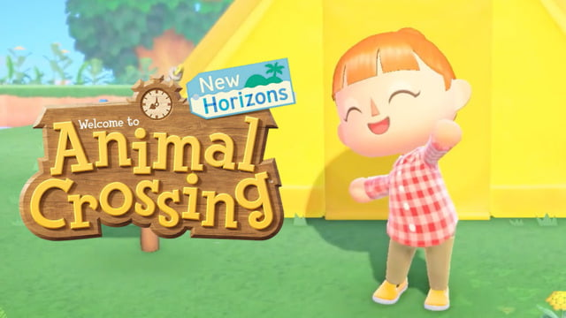 E3 2019: Pole Vault Your Way into Animal Crossing New Horizons