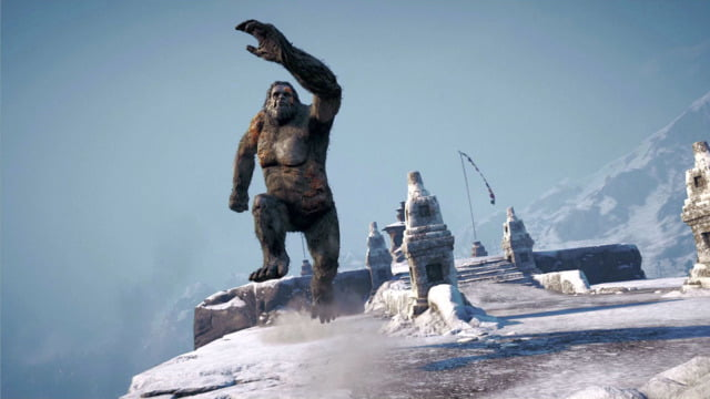 Far Cry 4 Enters the Valley of the Yetis March 10