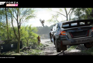 E3 2018: Forza Horizon 4 Takes the Festival to the UK