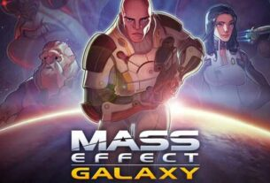 Mass Effect: Galaxy