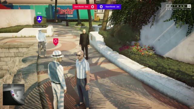 Unfinished: Hitman 2: Ghost Mode 10/12/2018