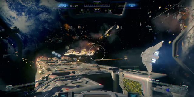 E3 2016: Grapple Some Fools in Space in Call of Duty: Infinite Warfare