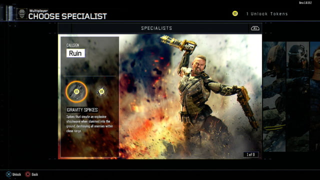 Unfinished: Call of Duty: Black Ops III 08/18/2015