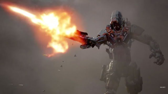 E3 2015: Wall Running, Archery, and Robot Perks Have Found Their Way into Call of Duty: Black Ops III