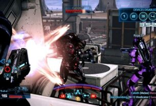 Quick Look: Mass Effect 3