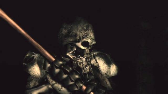 Monsters Can't Wait To Kill You In Dark Souls