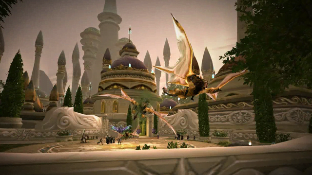 World of Warcraft Issues the Call of the Crusade