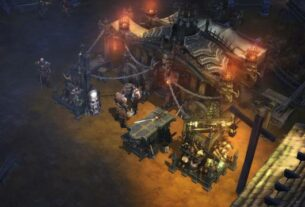 Diablo III: Artisans at the Caravan