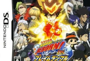 Katekyo Hitman Reborn! DS Flame Rumble: Kaien Ring Soudatsuen!